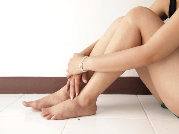 What can I do to relieve knee joint pain?