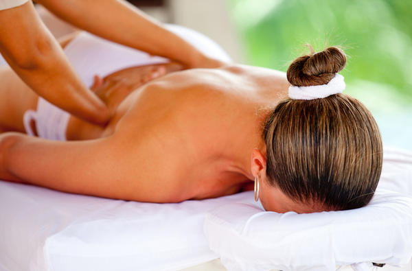 Are massages beneficial for neck and knee arthritus?