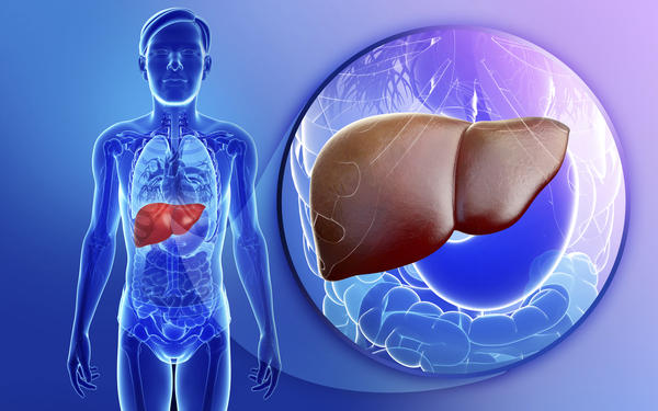 Can a liver disease cause bad body odor?