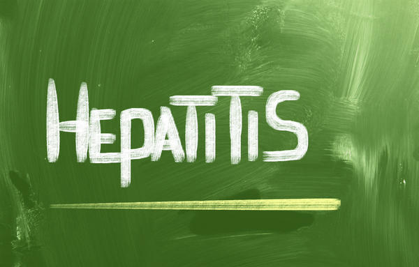 Is hepatitis something doctors check for in routine blood work?