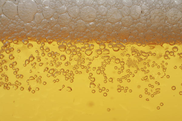 What are the positive benefits of drinking a glass of beer a day?