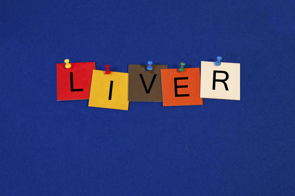 Where is the liver located? What are the symptoms of liver problems and where is liver pain felt?