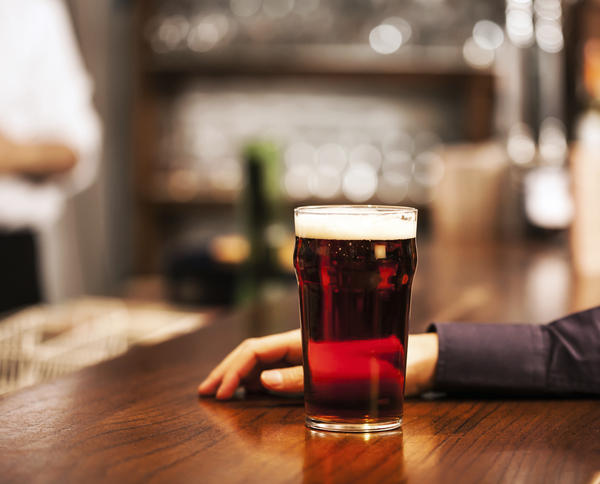Does the consumption of alcohol shorten your lifespan by increased cell division?
