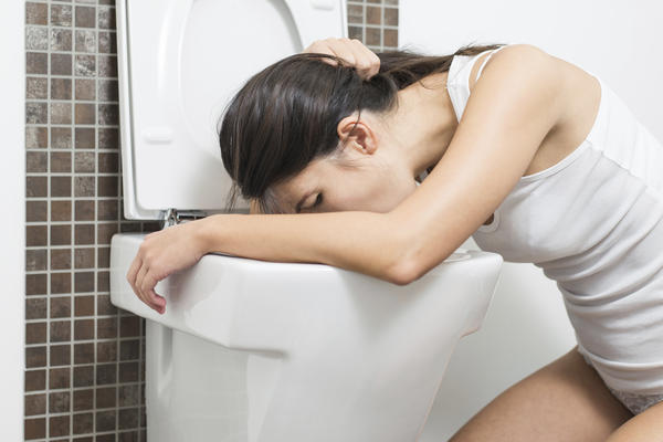 "Can ""morning"" sickness happen at night?"