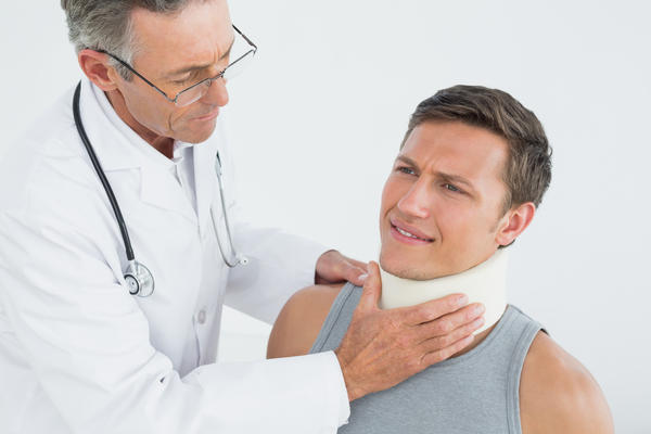 What is the normal size of lymph nodes under neck? Can too much stress cause the lymph nodes get bigger?