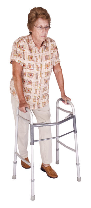 Exercises for those who are elderly and have limited mobility (use walker)?