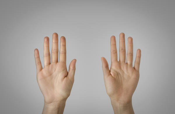 I did the test of raising both hands upwards and closing/opening hand grip, i had tingling in my left hand,does this indicate ThoracicOS?