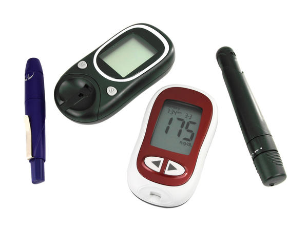 What happens with type 2 diabetes?
