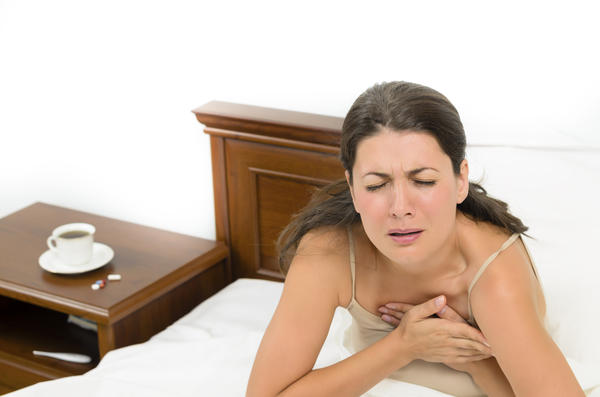 Does laying down shortly after eating really cause acid-reflux?