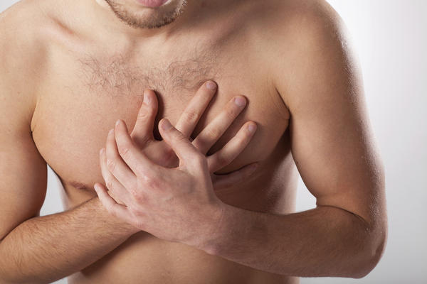 Can stress cause chest pain ?