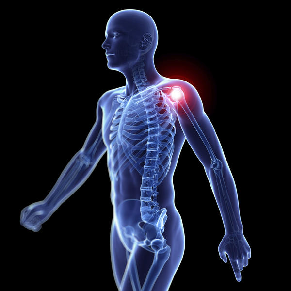 What are common causes of shoulder pain?