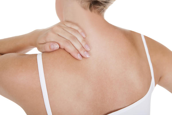 Could falling down with a shoulder muscle tear aggravate the situation?