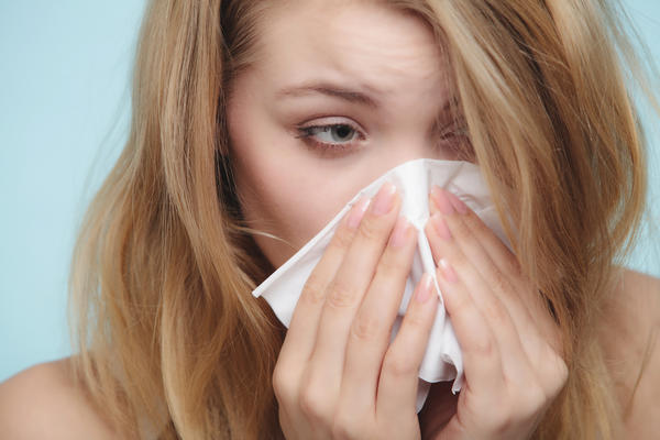Can you get sweats and chills and body aches with a sinus infectiom?