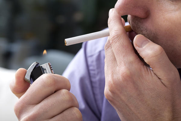 Which medication to support quitting smoking?