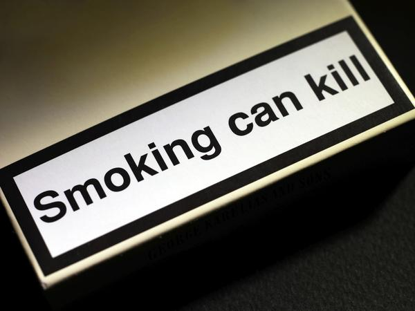Could I have difficulty breathing from smoking excessively at night?