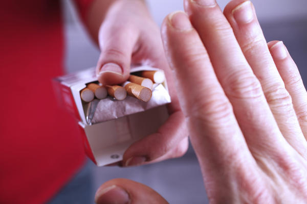 Are there any benefits to smoking cigarettes?
