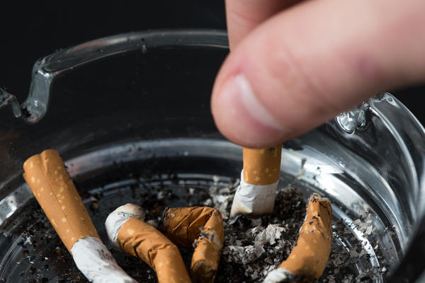 Can you tell me if there are benefits for smoking cigarettes?