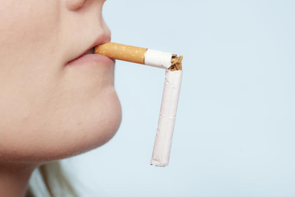 How harmful for your health is it for me to smoke 5 or less cigarettes a day?