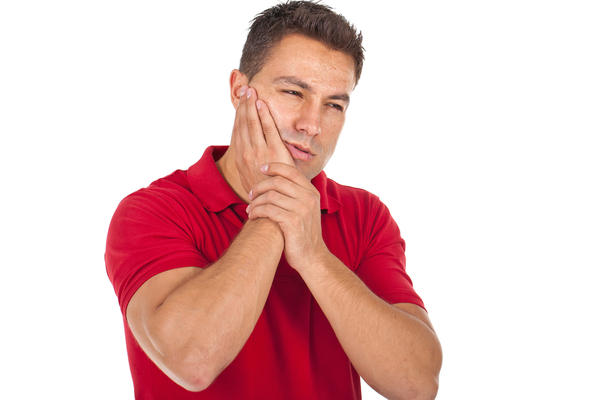 What is the definition or description of: mouth ulcers?