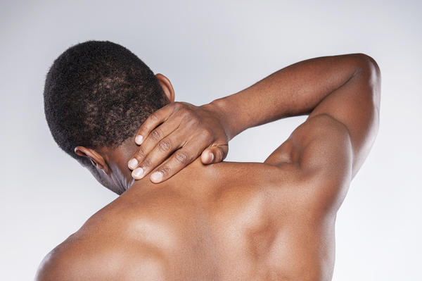 Will strengthening the trapezius muscle decrease neck pain?