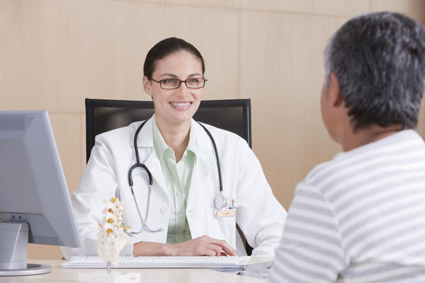 What is an annual medical exam involve?