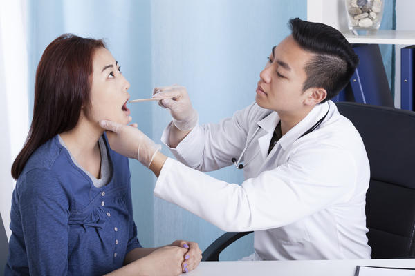 What are some mild symptoms of throat cancer that you might not realize is throat cancer?