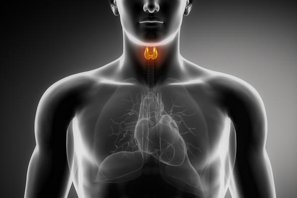 Can hyperthyroidism cause inflamed thyroid and cause difficulty swallowing, coughing, and choking sensation?