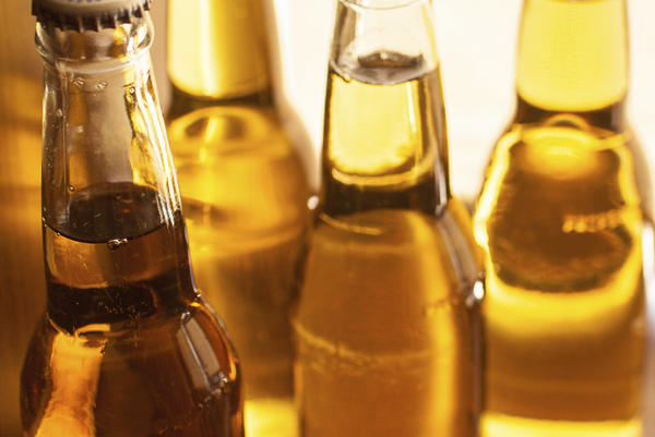 How should drinking alchohol effect the healing of a broken bone?
