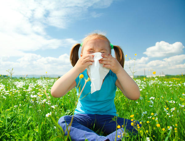 Does early morning sneezing, running nose and itchy eyes with season change is sign of hay fever?Im having this problem since childhood.