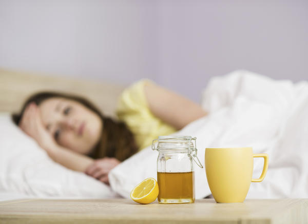 What can be done for flu symptoms?