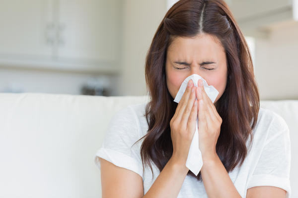 What do you do if your cold symptoms are  lasting for like a couple weeks?