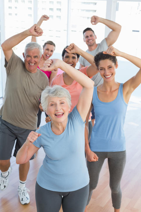 What are some of the non-drug treatments for Aging Gracefully?