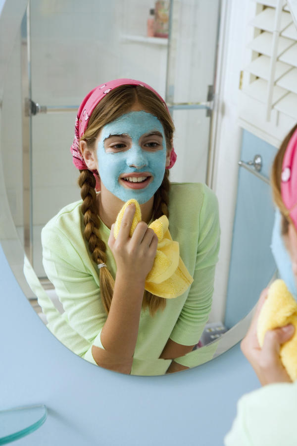 Please recommend the best acne treatment for 11 yr old girl?