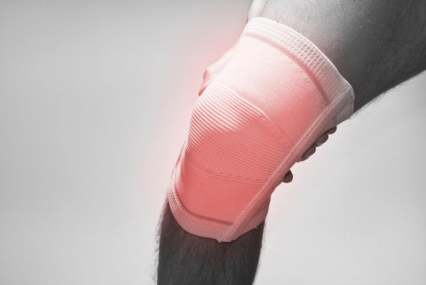 Is surgery the only way to fix a medial meniscus tear in the knee? Can someone having burning and there knee?