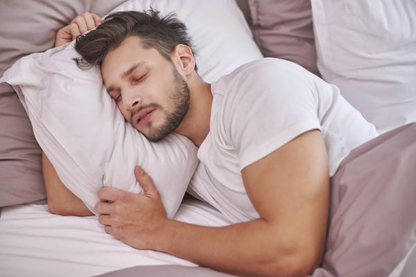How can I sleep through a hypo mania?