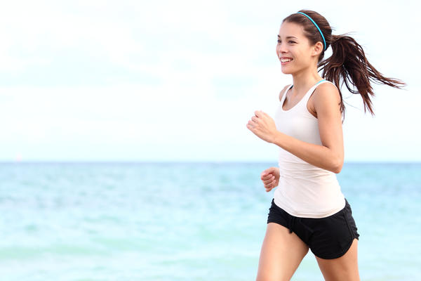 What is the most recommended exercise for women in their 20s?