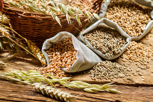 Can eating more whole-grain foods help lower my blood pressure?