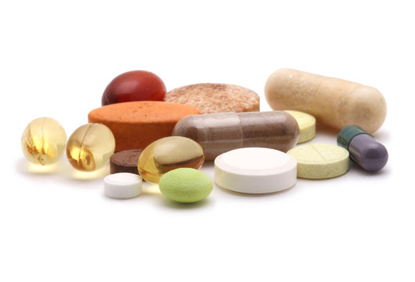 What is the recommended amount of daily vitamins/supplements?