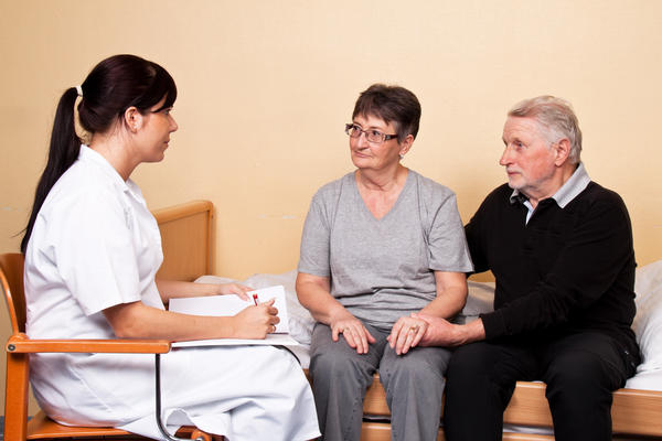 Patient received bad news about his condition. What nursing care would you implement to help a patient who has received a sudden traumatic diagnosis?