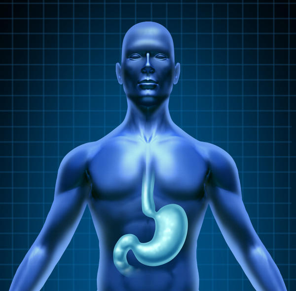 What is the gold standard diagnosis for Crohn's disease?