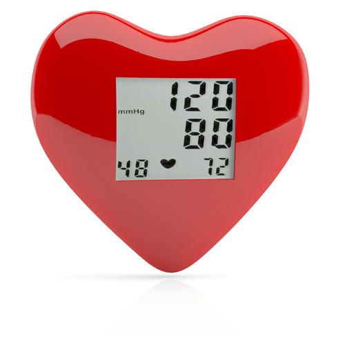 What is too low blood pressure considered?