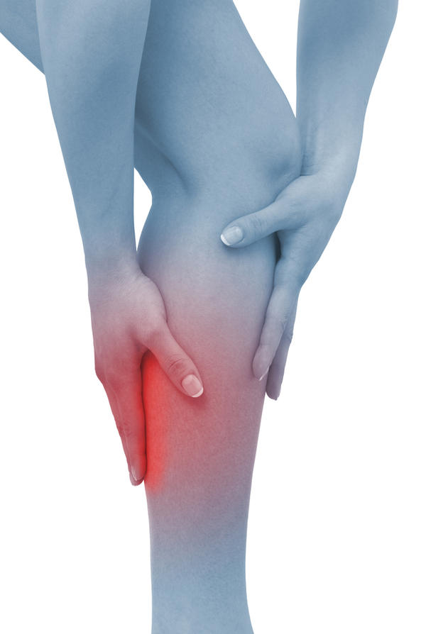 Sudden, extremely sharp pain in leg? What is test for dvt?