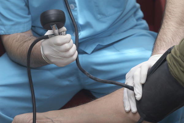 What exactly does it mean to have high blood pressure?