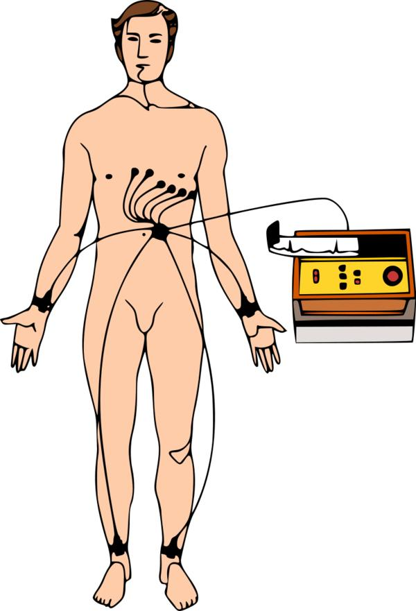 How do I know exactly what is being tested in ekg?
