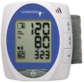 How do you get a low blood pressure measurement?