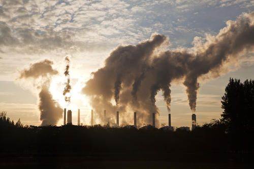 What are the diseases that cause by air pollution and water pollution?