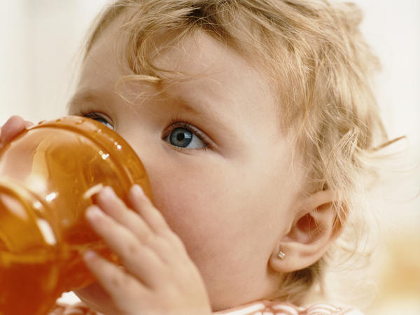 What are the normal potassium levels for an infant?