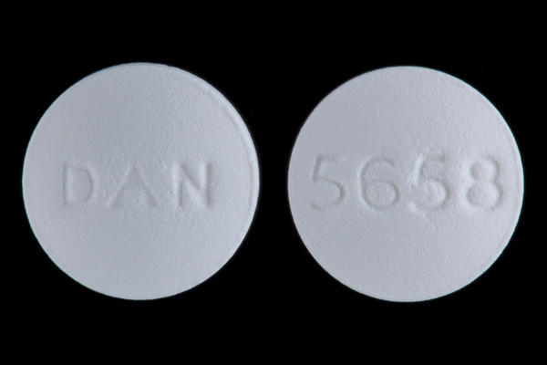 What are the tests for ibuprofen overdose?