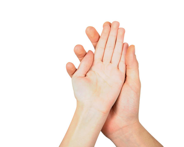 What causes tingling in the hands and fingers?