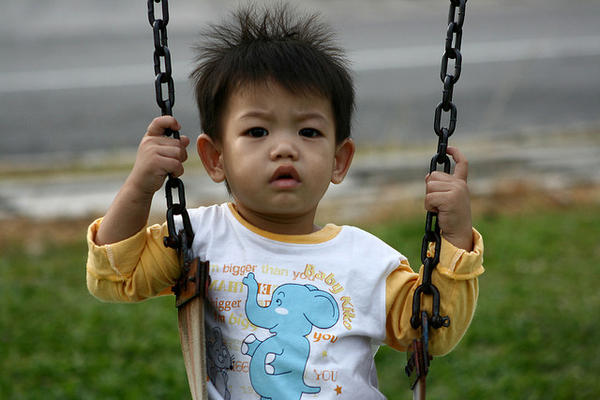 My 2years old child is suddenly running high temperature. He started a malarial medication but it is not coming down, why?